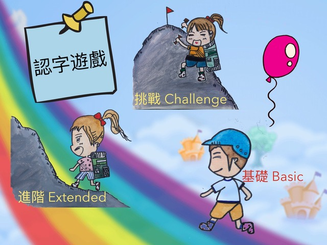 Prep STP Characters by LS Chinese Department
