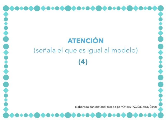 FICHAS DE ATENCIÓN  by Zoila Masaveu