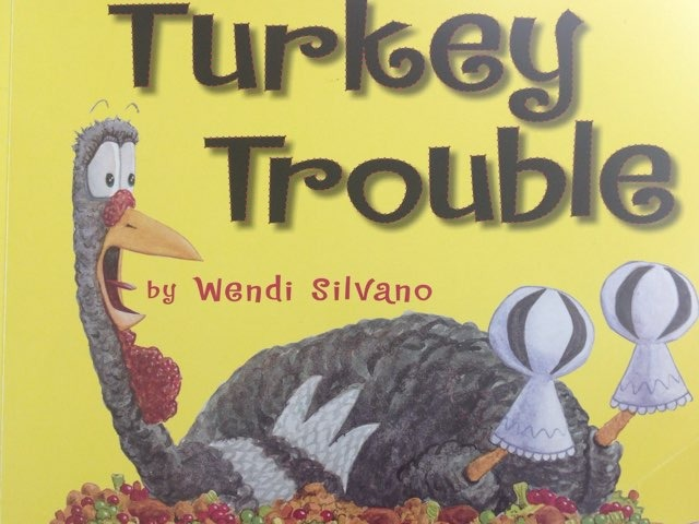 Turkey Trouble by Lori Board