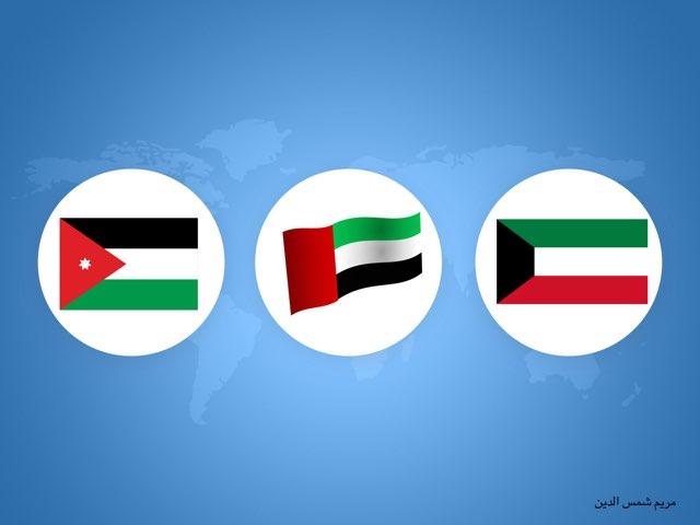 علم الكويت by Mariam Shamsaldeen