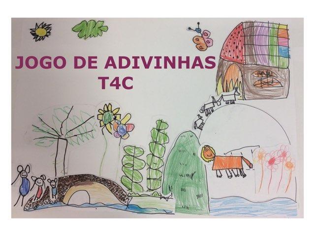 JOGO DE ADIVINHAS DE CONTOS - T4C by Lívia Tagliari