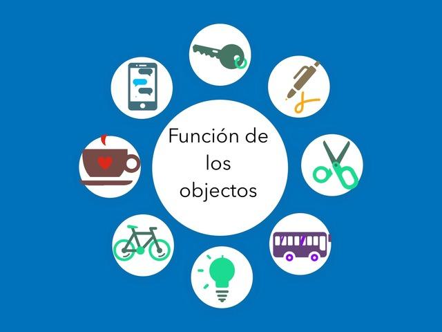 Spanish Object Function by Lora Lisa Pena-Villalobos