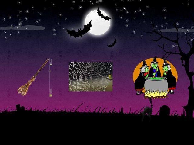 Klankgroepen Samenvoegen Tot 1 Woord: Halloween by Elke Laenen
