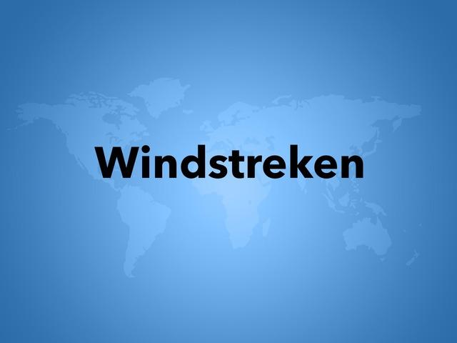 Windstreken by Julie Kerckhof