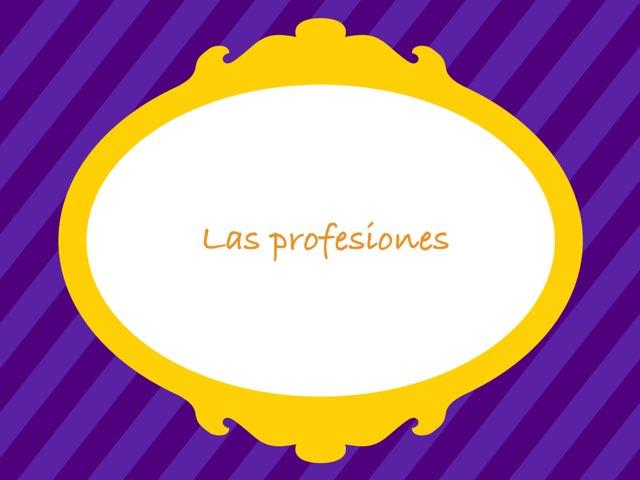 Las Profesiones by Toñi Arteaga Lucas
