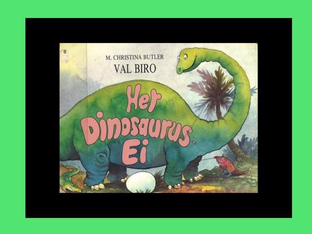 Prentenboek Het dinosaurus Ei(1) by Florine Ham