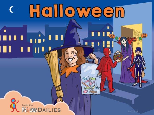 Halloween  by Kids Dailies
