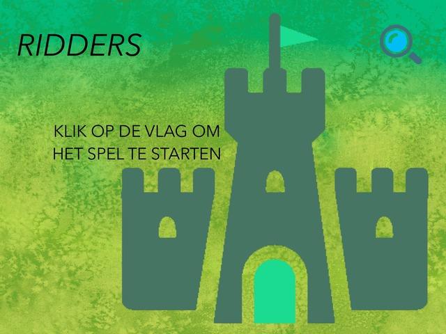 Ridders by Robbe Baert