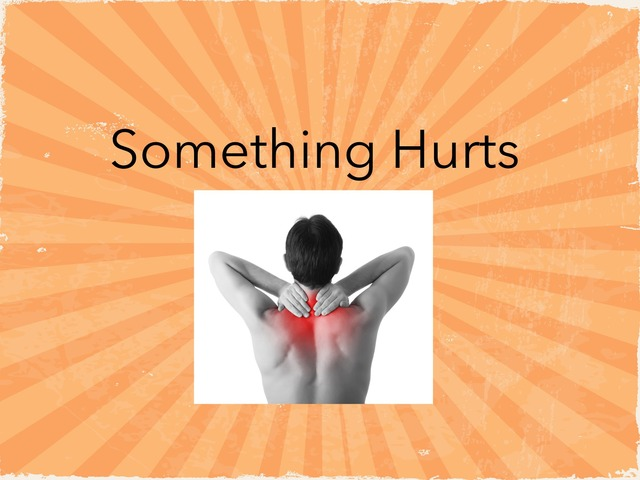 Something Hurts by Federica Carulli