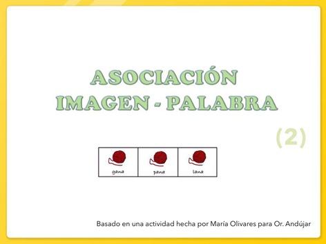 Asociación Imagen-Palabra (2) by Zoila Masaveu