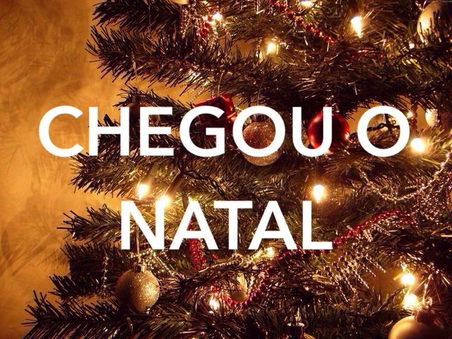 Chegou O Natal by Tobrincando Ufrj