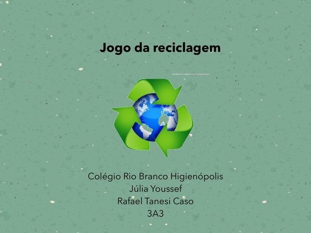 3A3 Júlia E Rafael C. Reciclagem by Laboratorio Apple CRB Higienop