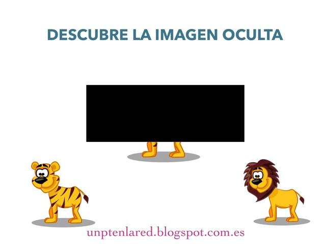 DESCUBRE LA IMAGEN OCULTA by Jose Sanchez Ureña