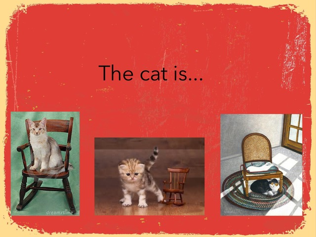 Cat Prepositions by Tyler Heckathorn