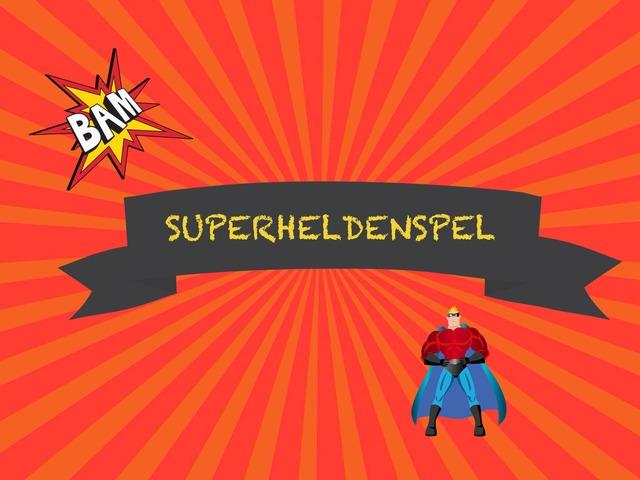 Superheldenspel by Kato Demoor
