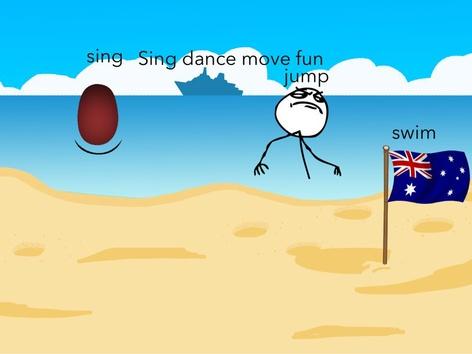 Sing dance move fun  by Carmen