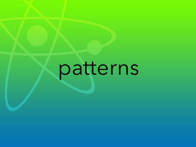 Patterns by Tina zita