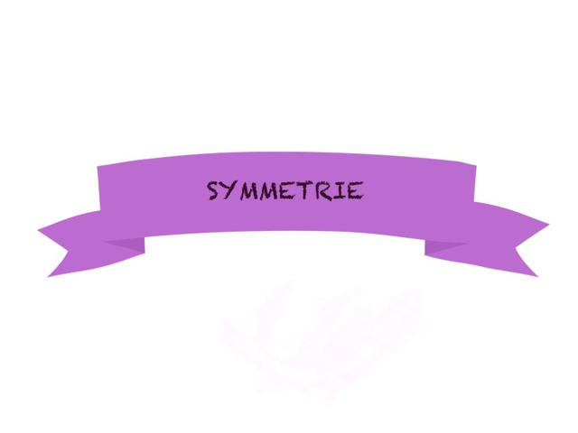 Symmetrie by Emilie Van Gijsel