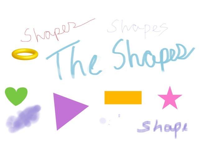 The Shapes by Deidra Christley