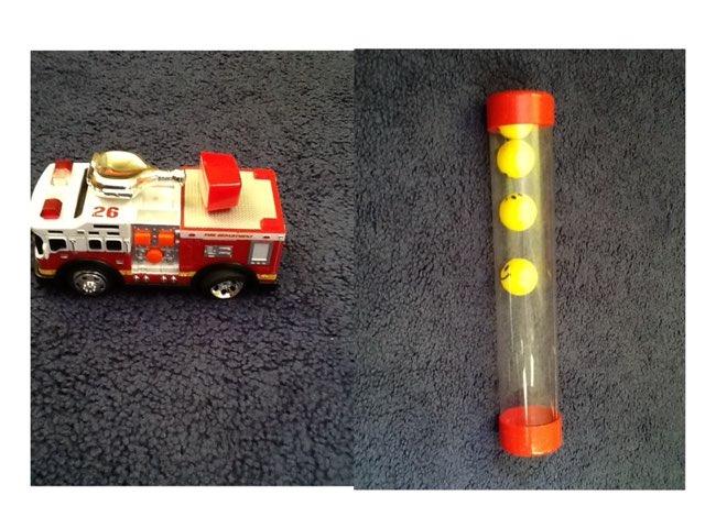 Fire Truck by Katie Dick