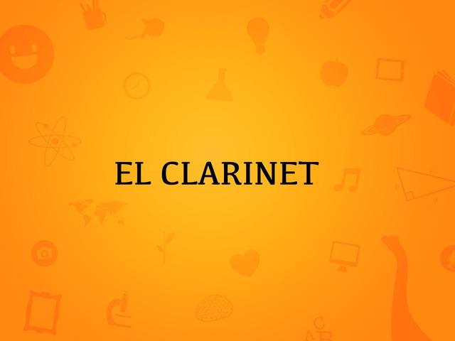 El clarinet by Xavier Piquer