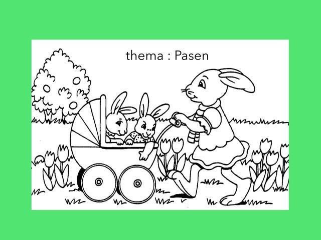 Thema : Pasen by Lien Swinnen