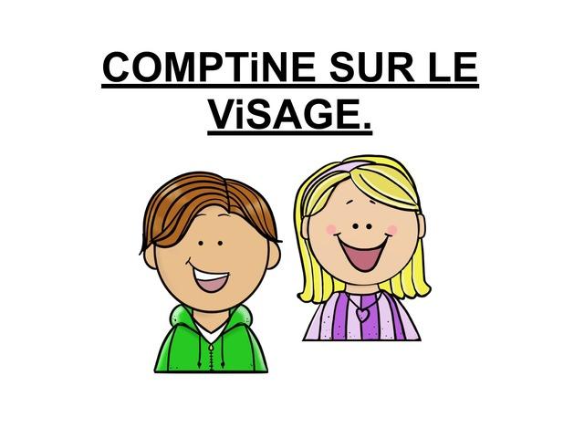 Comptine Visage by Valerie Escalpade