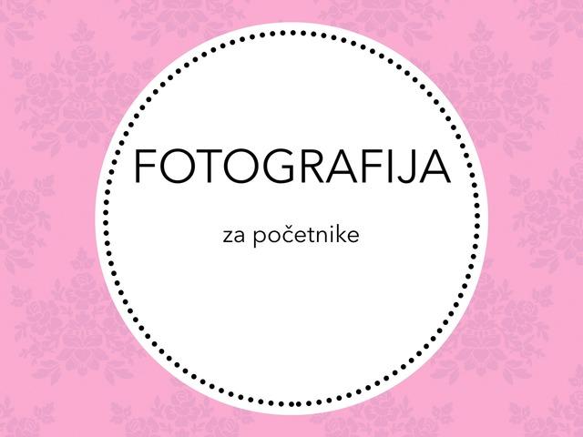 Foto by natasa delac