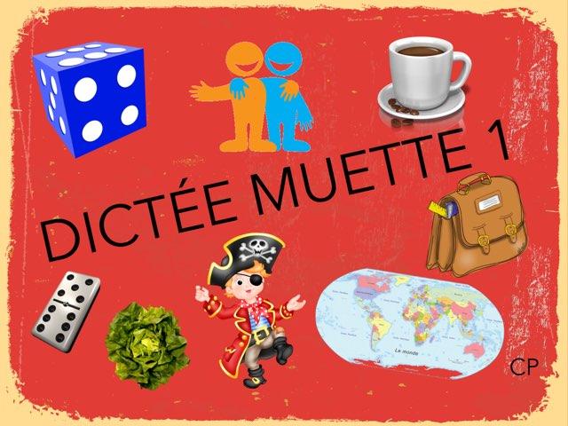 Dictée Muette 1 by Germain Catherine