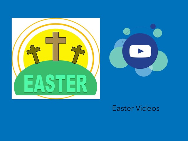 Bible Videos: Easter by Carol Smith