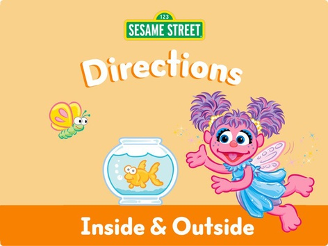 Inside & Outside by Sesame Street by Tiny Tap
