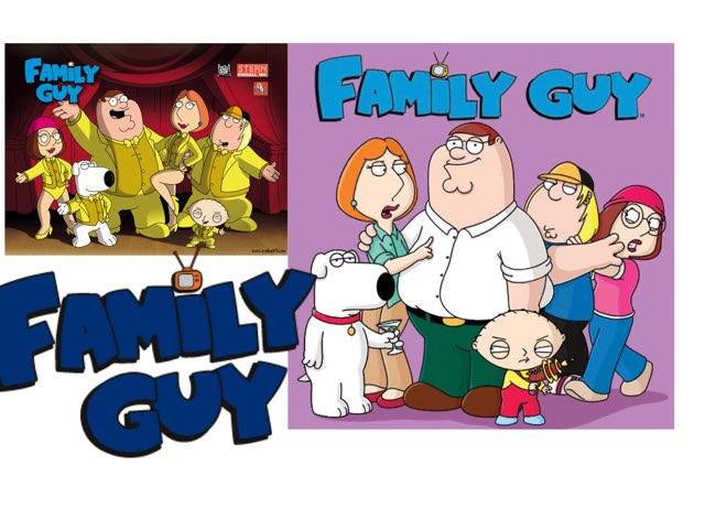 Family Guy by Mya Danne