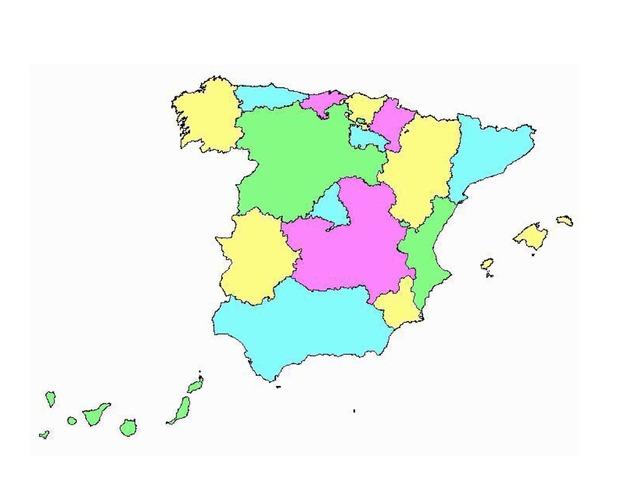 Comunidades Autonomas by Aitor Moreno Ortiz