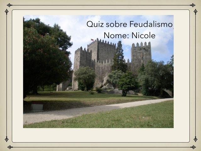 Nicole T:73 by Rede Caminho do Saber
