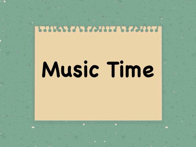 3rd Grade Music by Julia Hearn