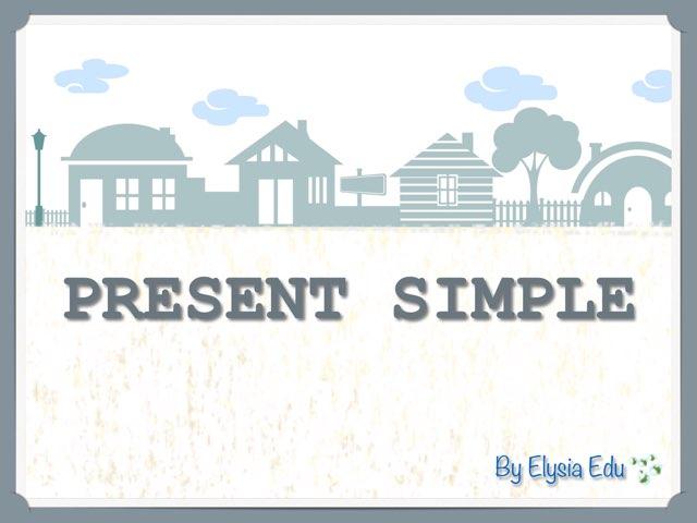 Present Simple by Fran Sarrión