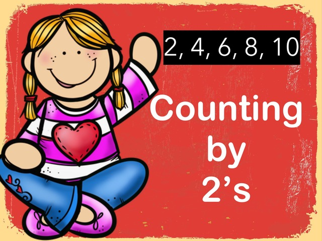 Counting By 2's by Jennifer
