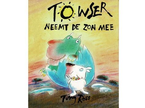 Towser En Lezen by Janine
