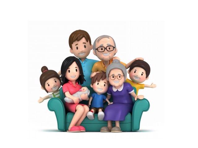 Carmelitas Family by Aitor Aranzabal