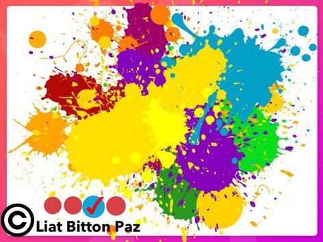 Odd One Out Colors  by Liat Bitton-paz