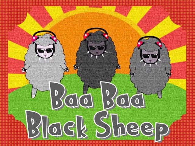 Baa Baa Black Sheep by Baby Cortex