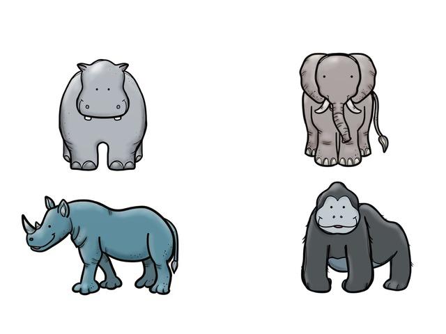 איזו חיה אני? by שרון .