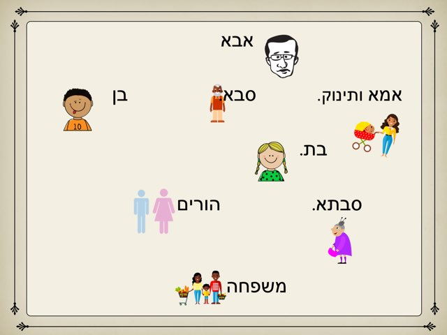 משפחה by Ruty Kinast