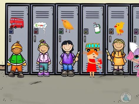 School Hanging  by Carmen