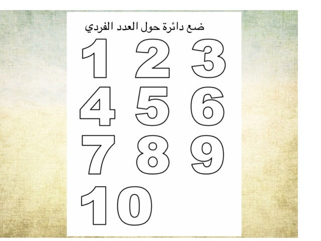 العدد والكمية by סלסביל אלעמור