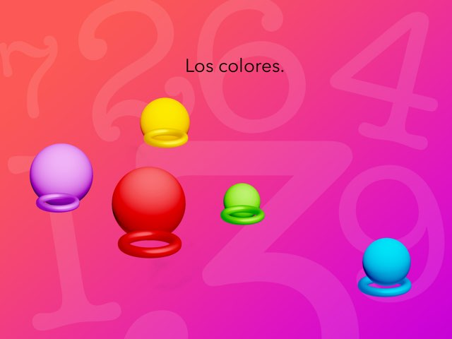 Los Colores  by Irene Inma