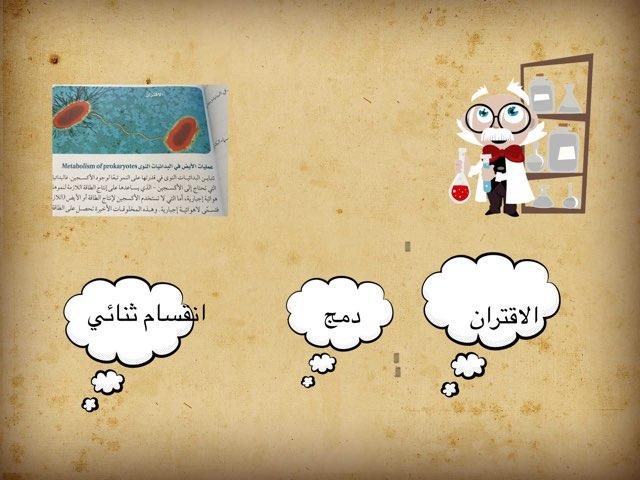 البكتيريا  by Azeeza Alzuraik