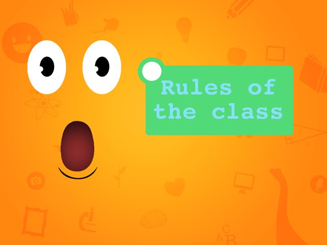 Rules Of The Class by Ana Helena Riella