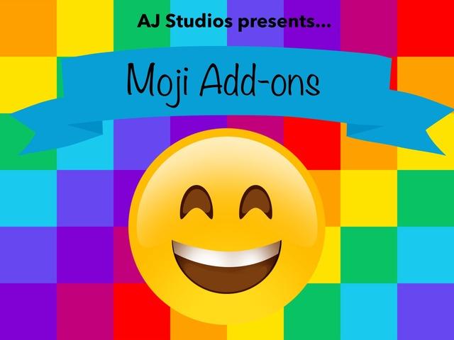 Moji Add-ons  by Juliette Kvenild