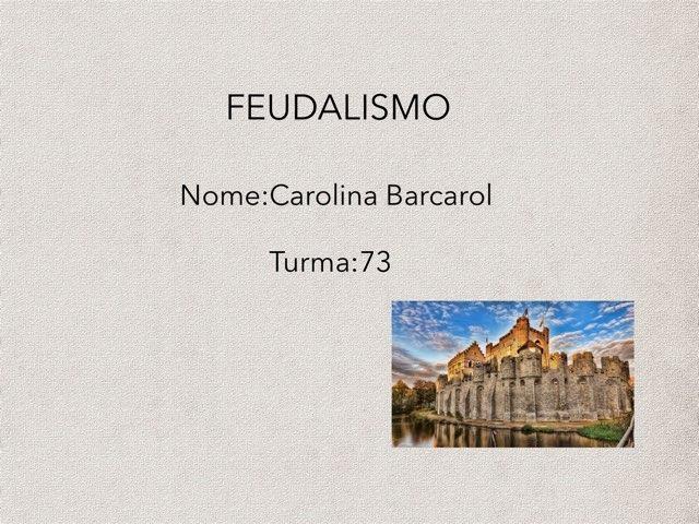 Carolina T:73 by Rede Caminho do Saber